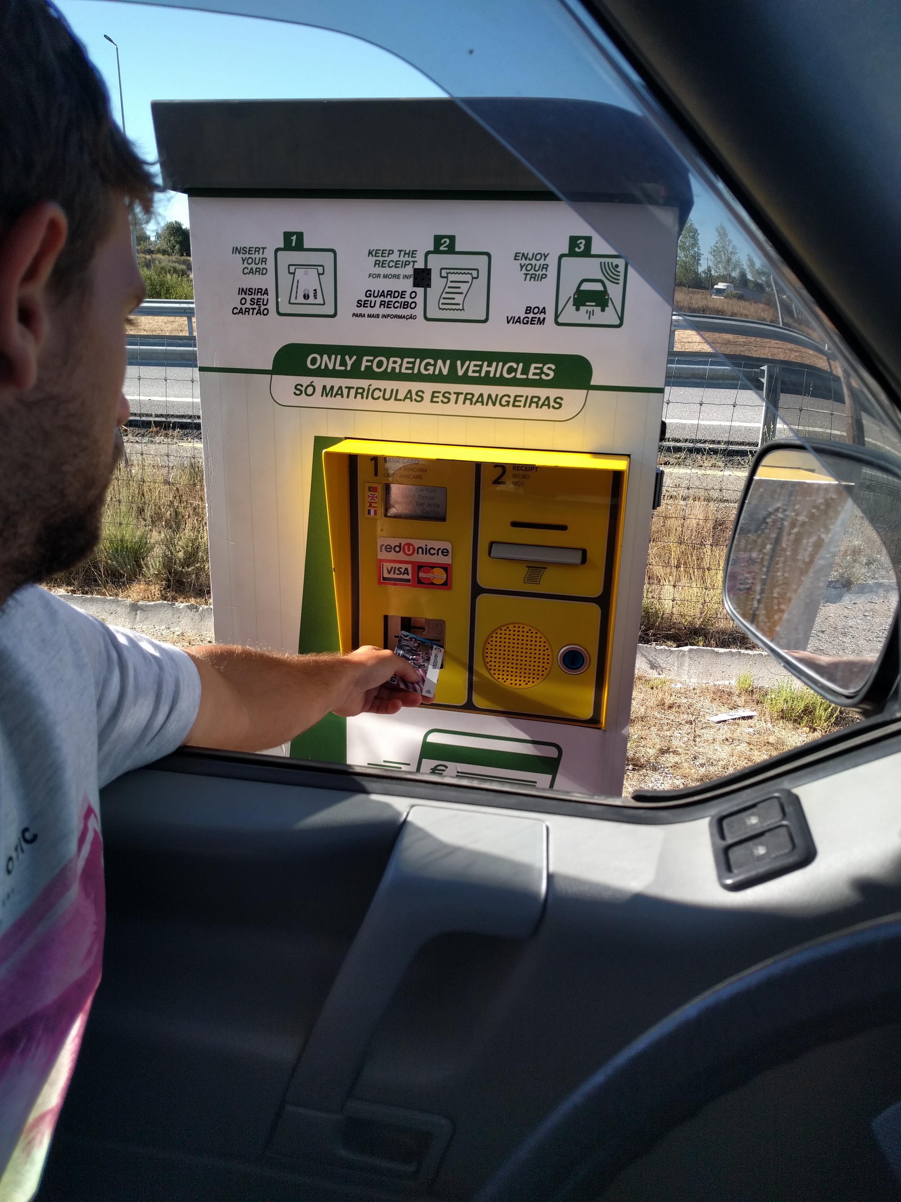 autopistas Portugal
